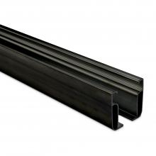Szyna C47-2 2,20 m, czarna