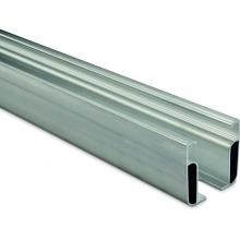 Szyna C47-2 4,30 m, srebrna