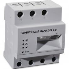 SMA Sunny Home Manager 2.0, licznik 3faz